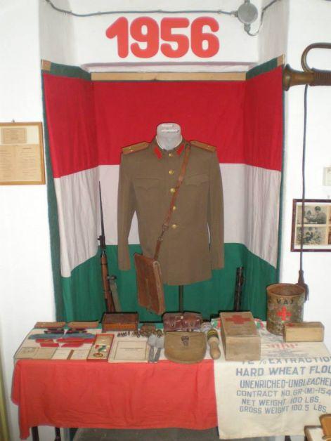 Magyar Néphadsereg Új kiállításunk